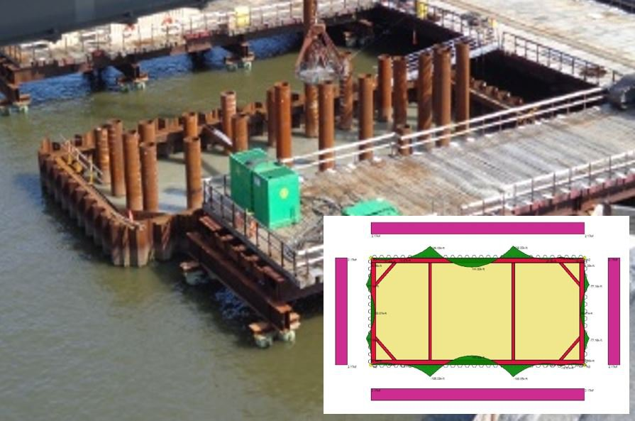 New Tapan Zee Bridge Cofferdams DeepEX.JPG