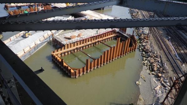 New tapan zee bridge cofferdams designed with deepex