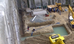 Deep excavation engineering services