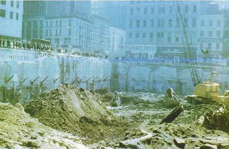 #4: World Trade Center - Deep Excavation