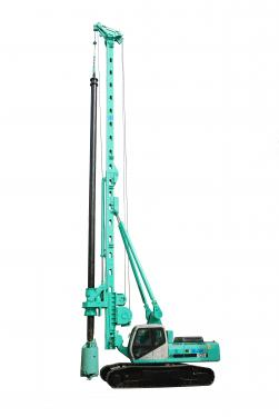 Hydraulic-rotary-piling-rig for sale