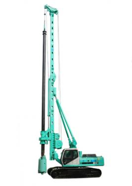 Pile hydraulic rotary rigs for sale - Deep Excavation
