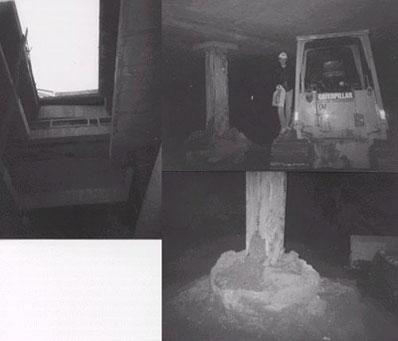 Top/Down Excavation Images, Millennium Place Excavation