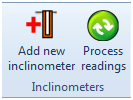 Add new inclinometer